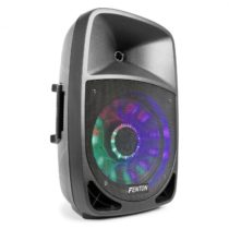 "Fenton FT1200A aktívny reproduktor 250W 12"" MP3 bluetooth USB SD AUX LED LCD"