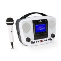 Auna KaraBanga, karaoke systém, mikrofón, TFT farebný displej, 4,3'', bluetooth, b...