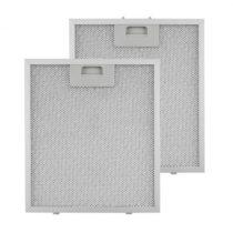 Klarstein tukový filter, náhradný filter, hliník, 25,8 x 29,8 cm, 2 kusy, príslušenstvo