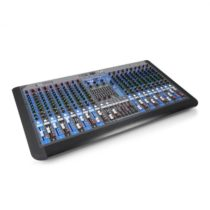 Power Dynamics PDM-S2004, 20-kanálový mixážny pult, DSP/MP3, USB port, BT prijímač