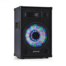 "Fenton TL12LED, 3-cestný pasívny reproduktor, RGB LED, 12"" woofer 600W, stredový horn, twee..."