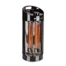 Blumfeldt Heat Guru 360, stojanový ohrievač, 1200/600 W, 2 výhrevné stupne, IPX4, čierny