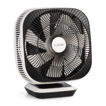 Klarstein Windmaster, ventilátor, 8 rýchlostných úrovní, VarioFresh 3D, 20 dB, biely
