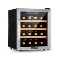Klarstein Reserva 16, vinotéka, 16 fl/48 l, dotykový LED-displej, čierna