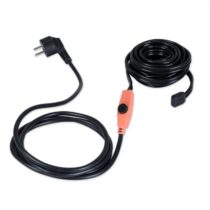 Waldbeck Flow Wire, kábel na ochranu proti zamrznutiu, 4 m, s termostatom, IP68