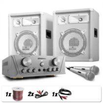 Electronic-Star Grönland Deluxe, DJ PA set White Star Series, 800 W