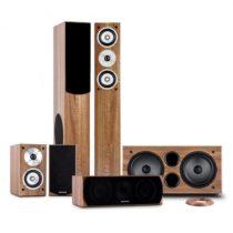 Auna Linie-501-WN, 600 W, 5.1 domáce kino, zvukový systém, RMS