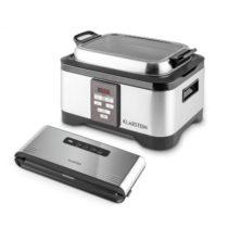 Klarstein Tastemaker + Foodlocker Pro, sada na vákuové varenie (sous-vide), elektrický hrniec + váku...