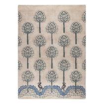 Béžovo-modrý ručne tkaný koberec Flair Rugs Heron, 20...