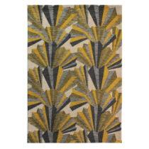 Žlto-sivý ručne tkaný koberec Flair Rugs Fanfare, 160 &#xD...