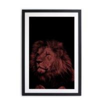 Obraz Really Nice Things Lion Roar, 40×60 cm