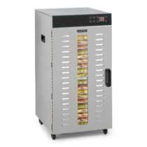 Klarstein Master Jerky 300, sušička potravín, 2000 W, 40 – 90 °C, 24 hod. časovač, ušľachtilá oceľ, ...