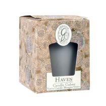 Sviečka s vôňou jazmínu Greenleaf Haven, doba horenia 15 hod&a...