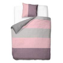 Obojstranné obliečky z bavlny na dvojlôžko DecoKing Violetta, ...