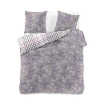 Sivé obojstranné bavlnené obliečky na jednolô&#x17...