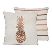 Obojstranná obliečka na vankúš Really Nice Things Pineapple, 4...
