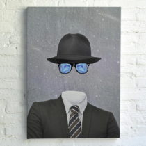 Obraz Really Nice Things Invisible Man, 70 × 50 cm