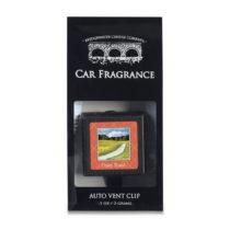 Vôňa do auta Bridgewater Candle, vôňa lúčny...