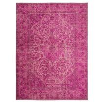 Ružový ručne tkaný koberec Flair Rugs Palais, 200 × 2...
