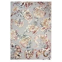 Sivý ručne tkaný koberec Flair Rugs Soho Sirius, 200 × 290 cm
