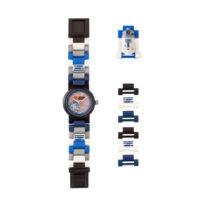 Detské hodinky s figúrkou LEGO® Star Wars R2D2