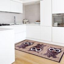 Vysokoodolný kuchynský koberec Floorita Gufocaffe, 60×&#xA0...