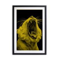 Obraz Really Nice Things Roar, 40×60 cm