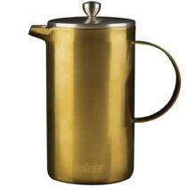 Kanvička na kávu v zlatej farbe Creative Tops Cafetiere, 1 litr