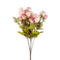 Kytica umelých ružových ruží The Mia Fiorina
