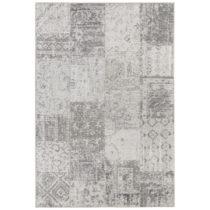 Sivo-krémový koberec Elle Decor Pleasure Denain, 80×1...