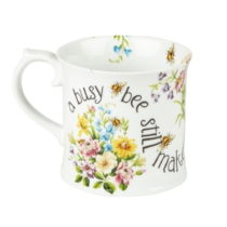 Porcelánový hrnček Creative Tops English Garden, 350 ml