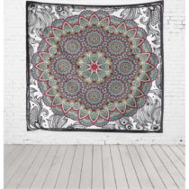 Tapiséria Really Nice Things Dreamcatcher, 140 × 140 cm
