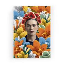 Obraz na plátne Really Nice Things XXL Primavera, 80×120 cm