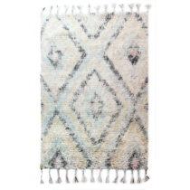 Svetlobéžový ručne tkaný koberec Flair Rugs Navajo, 1...