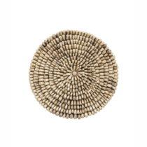 Nástenná dekorácia z teakového dreva WOOX LIVING Bee, &#x230...