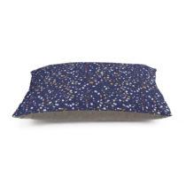 Vankúš na sedenie Really Nice Things XXL Blue Terrazzo, 120×&a...