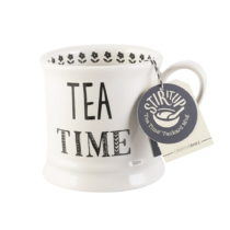 Porcelánový hrnček Creative Tops Tea Time, 280 ml