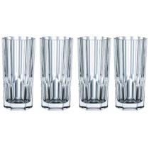 Sada 4 pohárov z krištáľového skla Nachtmann Aspen, 3...