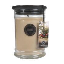 Sviečka v sklenenej dóze s vôňou bergamotu Creative Tops After...