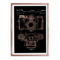 Obraz Really Nice Things Camera, 40×60cm