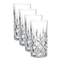 Sada 4 pohárov z krištáľového skla Nachtmann Noblesse...