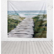 Tapiséria z mikrovlákna Really Nice Things Beach Way, 140×&...