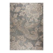 Sivý ručne tkaný koberec Flair Rugs Phoeni×, 200 x 290 cm