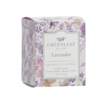 Sviečka s vôňou levandule Greenleaf Lavender, doba horenia 15 hod&#...