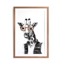 Obraz Really Nice Things Giraffe, 40×60cm