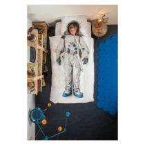 Bavlnené obliečky na jednolôžko Snurk Astronaut, 135...