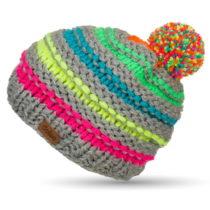 Ručne pletená čapica DOKE Lu