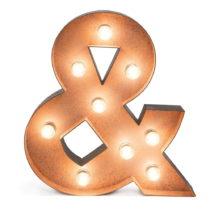 Dekoratívne osvetlenie Really Nice Things Ampersand