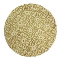 Béžový ručne tkaný koberec Flair Rugs Knightsbridge, ...