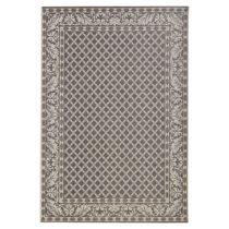 Sivý koberec vhodný aj do exteriéru Royal, 115 × 165 cm